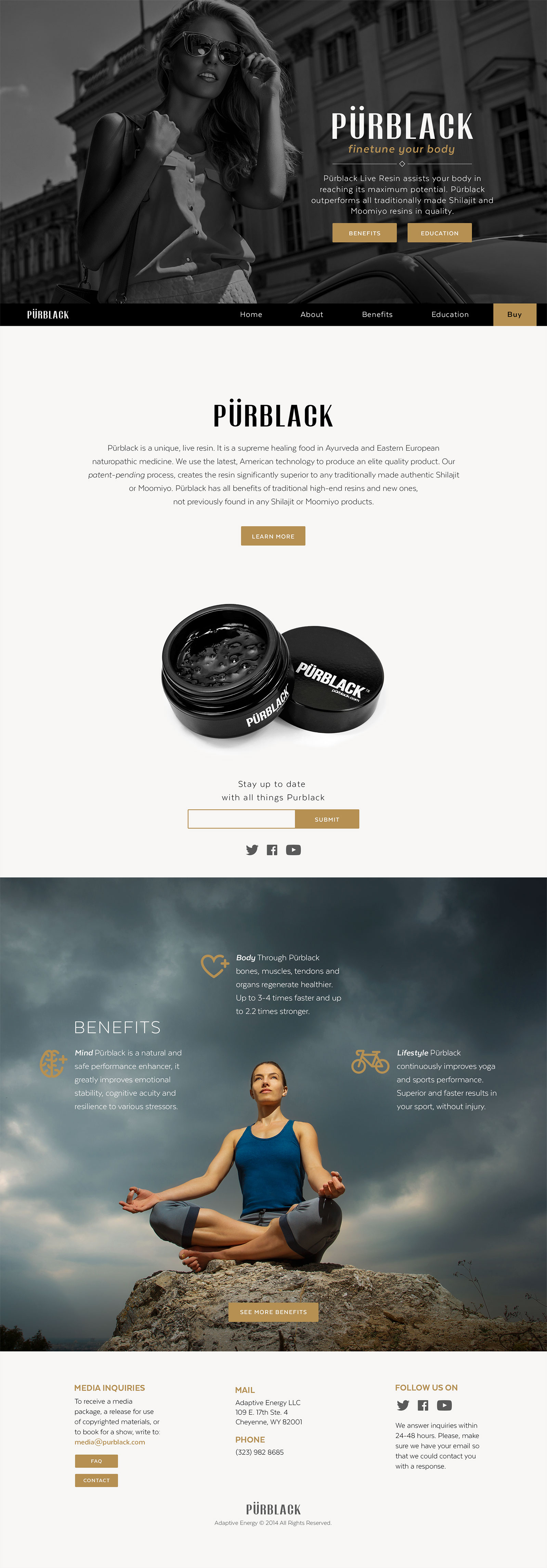purblack-website